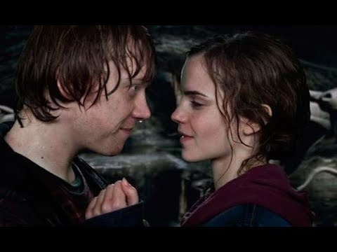 HARRY POTTER: RON AND HERMIONE ALL SCENES PART 2 (HD)