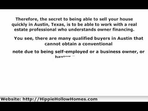 How to Sell A House Fast In Austin | Texas
