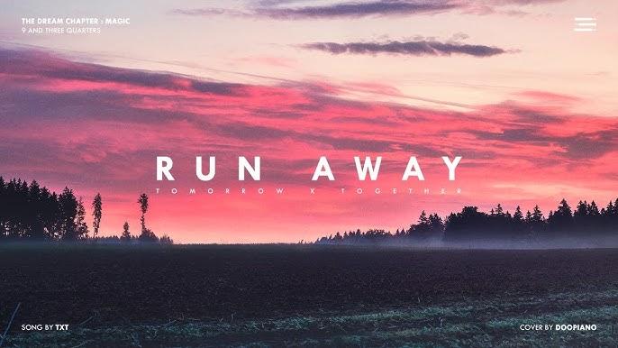 TXT - 9와 4분의 3 승강장에서 너를 기다려 (Run Away) Piano Cover