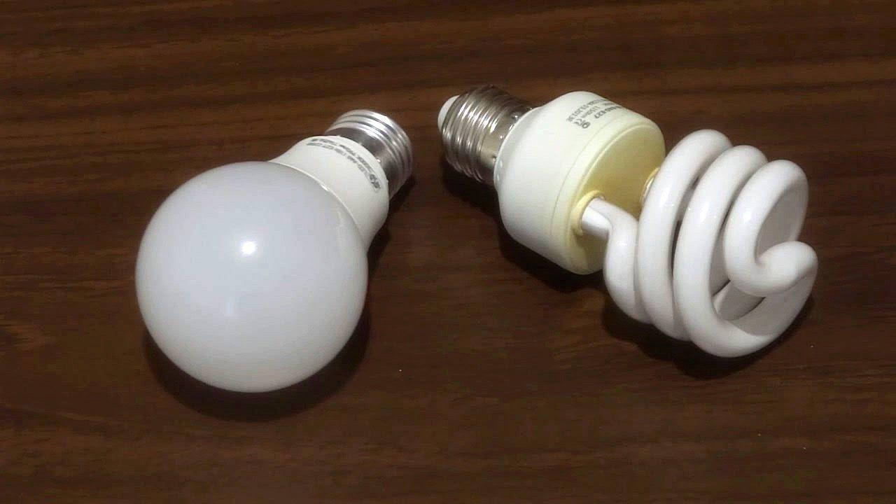Почему мигает энергосберегающая лампа?