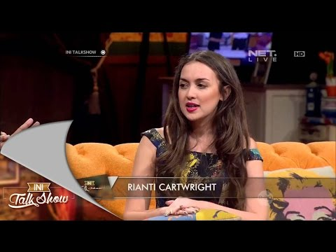 Ini Talk Show 21 April 2015 Part 1/5 - Rianti Cartwright, Astrid, Titi Kamal, Zaskia Sungkar