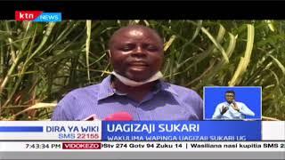 Uagizaji Sukari: Wakulima na wamiliki wa viwanda washtumu hatua ya uagizaji sukari kutoka Uganda