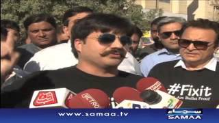 Alamgir khan ki kachra uthao muheem shuru - News Package - 10 Feb 2016