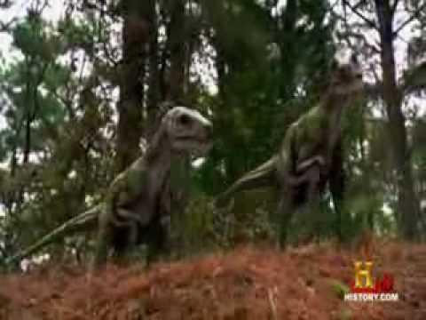 Jurassic Fight Club - Raptor vs. Edmontosaurus vs. T-rex