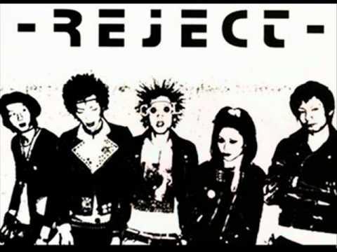 Reject - Crime For Revenge (hardcore punk Japan)