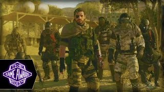 Metal Gear Online Demo - The Games Awards 2014
