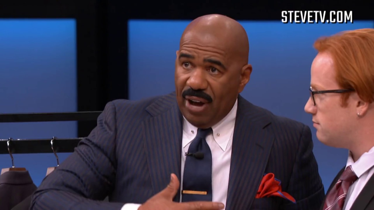 Steve Harvey Gives Fan The Swag He Needs To Get His First Girlfriend