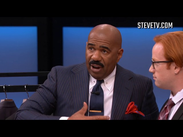 Steve Harvey: Steve's Swag Class