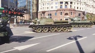 Митинг в Москве 12 июня. LIVE (утро)
