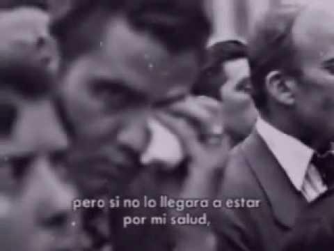 El último discurso de Eva Perón
