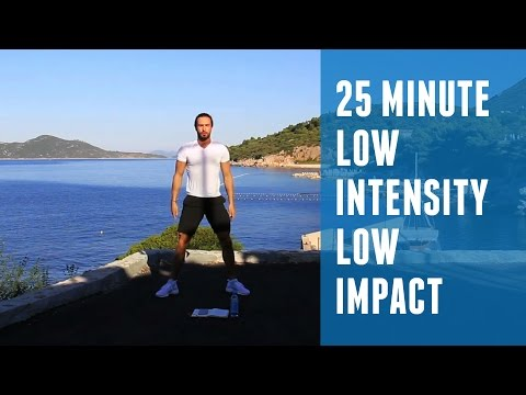 Beginners Workout | Low Intensity | Low Impact | | The Body Coach
