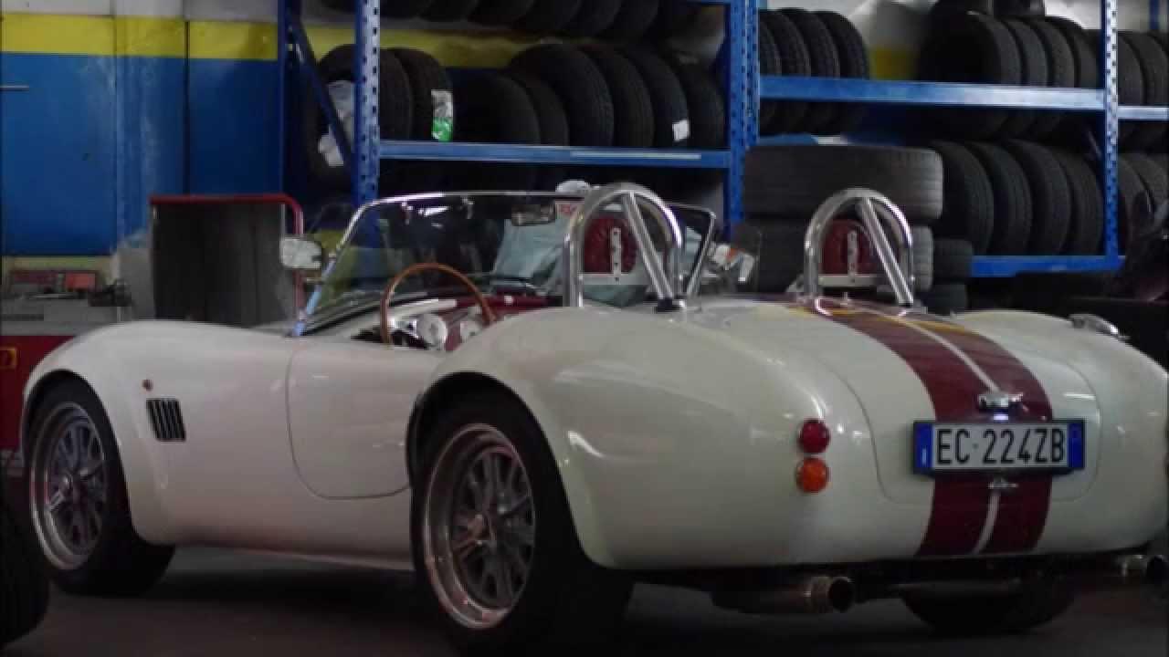 Cobra auto depoca replica