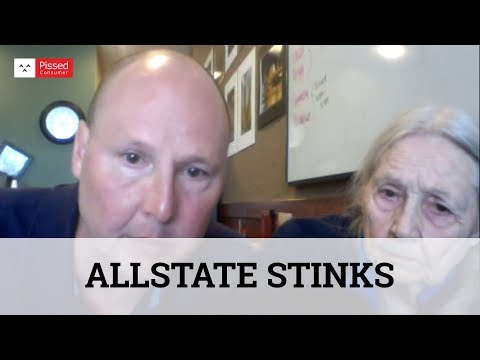 Allstate Home Insurance Reviews - ALLSTATE STINKS @ Pissed Consumer Interview