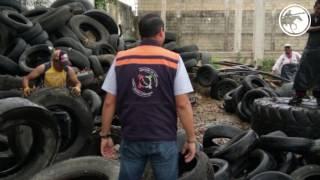 EcorMX, la opción para el reciclado de neumáticos en Michoacán