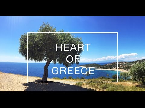 HEART OF GREECE | from Thessaloniki to Thassos island