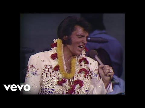 Elvis Presley - I Can't Stop Loving You (Aloha From Hawaii, Live in Honolulu, 1973)