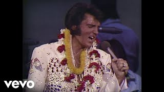 Elvis Presley - I Cant Stop Loving You (Aloha From Hawaii, Live in Honolulu, 1973) YouTube Videos