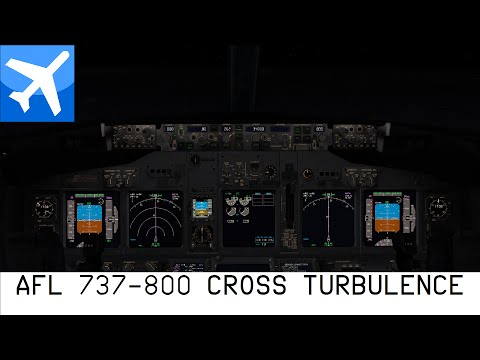 [FSX] Crazy Weather - AFL1840 | Moscow UUEE - Minsk UMMS | 737-800 (HD) (RUS)