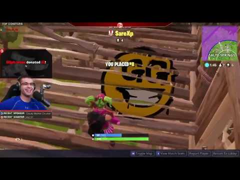 I KILLED NICK EH 30 LIVE 😱 HE CALLED ME GOOD!