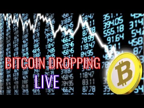BITCOIN DROPPING - WHAT'S HOT IN THE MARKET  BUYING THE DIP - Cryptocurrency - How to Day Trade