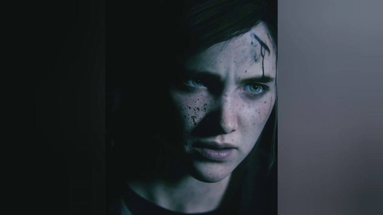 Ellie Last Of Us 2 Live Wallpaper Youtube
