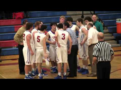 Sterling Hts. vs St. Clair High School - Varisty Boys BB
