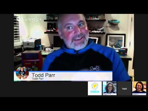 Thankfulness With Todd Parr