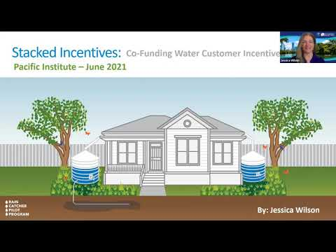 Stacked Incentives: Co-funding Water Customer Incentive Programs