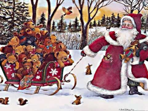 Norwegian Christmas.Glade Jul Hellige Jul Norwegian Christmas Song