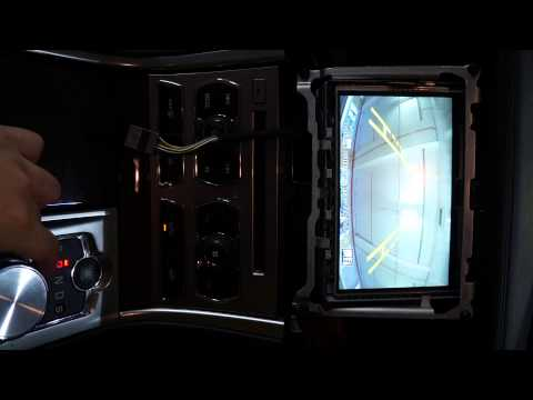 JAGUAR XF 2014 Video Interface