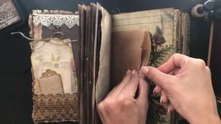Memories- Vintage Junk Journal