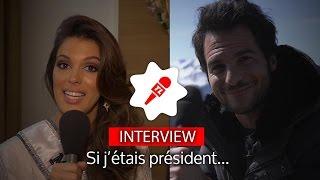 [Interview] Amir, Iris Mittenaere, Jarry... Que feraient-ils s'ils étaient président ?