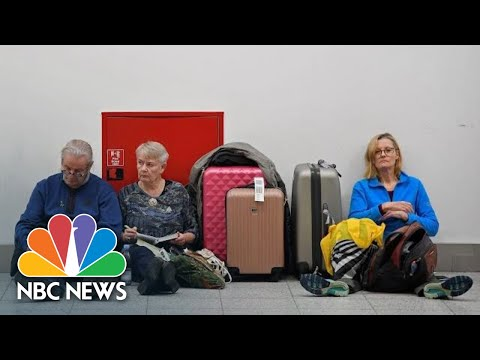 London's Gatwick Airport Resumes Flights After 36-Hour Drone Shutdown | NBC News