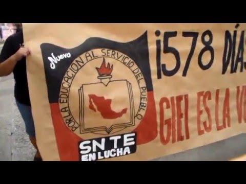 Actividad global por Ayotzinapa, ¡578 días de mentira histórica!