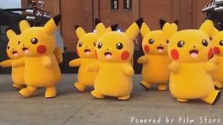 Download Mp3 Pikachu Song - Pokemon Go Dance   Pokemon Song Remix