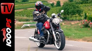 Moto Guzzi California 1400 Eldorado Test | Action, Fazit