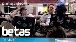 Amazon Originals: BETAS pilot trailer | Prime Video
