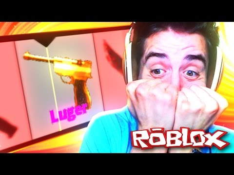 Roblox Adventures / Murder Mystery 2 / Godly Gun Unboxing & Godly Knife Gameplay!!