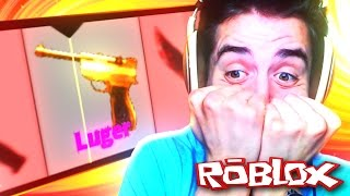 Roblox Adventures / Murder Mystery 2 / Godly Gun Unboxing & Godly Knife Gameplay!! thumbnail