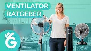 Ventilator Test – Welcher Typ eignet sich am besten