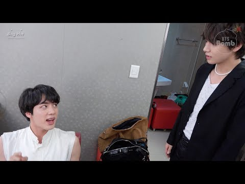 [BANGTAN BOMB] BTS PROM PARTY : UNIT STAGE BEHIND - 죽어도 너야 - BTS (방탄소년단)