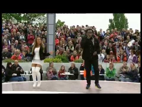 Dr.Alban Sing Hallelujah -  ZDF Fernsehgarten 3 Mai 2015