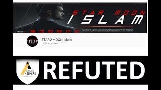Der Glaube Der Ahmadiyya Sekte - Star Moon Exposed