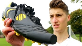 One of Kieran Brown's most viewed videos: The TOE POKE Football Boots!!