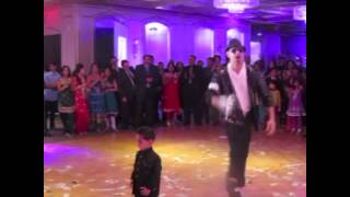 Bhangra Jackson [ MJ Billie Jean with Dhol ]