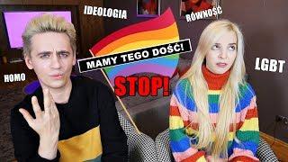 "MAMY DOŚĆ HOMO... ""ideologia"" LGBT"