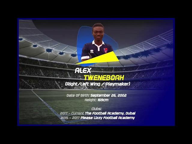 TFA - Alex Tweneboah Highlights
