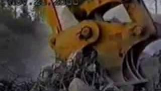 Video still for NYE Concrete Pulverizer