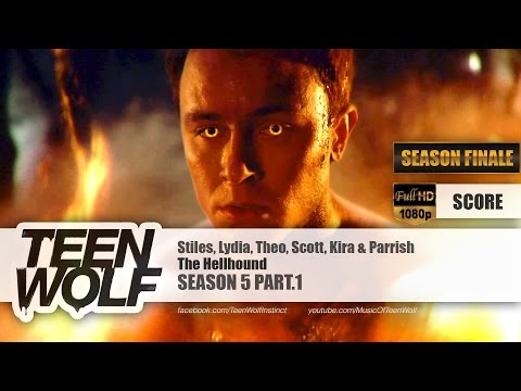 The Hellhound | Teen Wolf Season 5 Part.1 Score [HD]