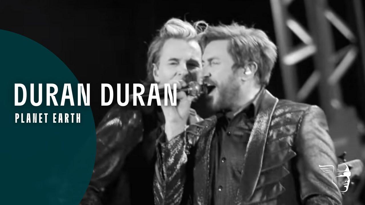 Duran Duran - Planet Earth Live (A Diamond In The Mind) ~ 1080p HD